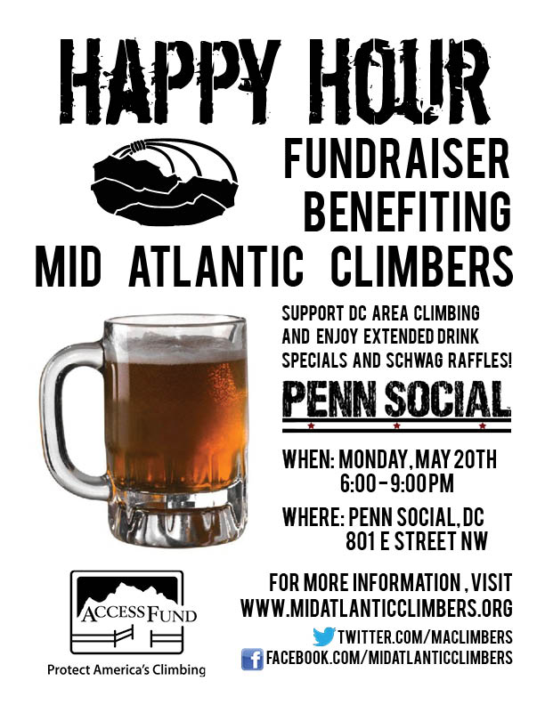 MAC Penn Social HH Flyer