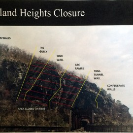 Maryland Heights Peregrine Falcon Closure 2017