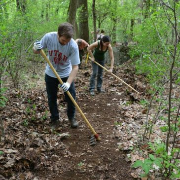 New trail at Mt. Gretna/Park at Governor Dick will help minimize climber impacts