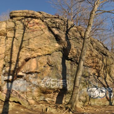 Climbing's Past and Future in Patapsco State Park part 1