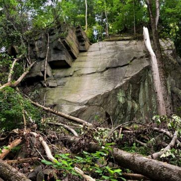 Ellicott City Flood Affects Climbing at Patapsco State Park