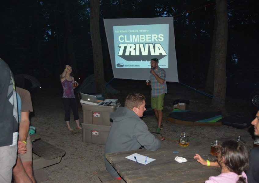 Climbers Trivia with special host Don Wahl.