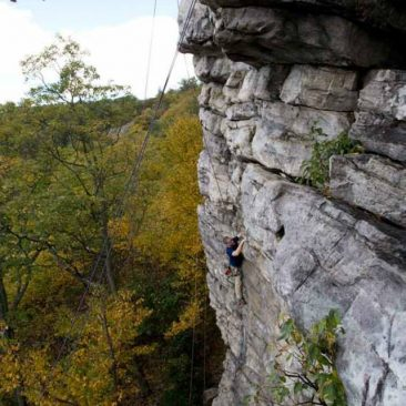 Annapolis Rocks Adopt-a-Crag – October 13, 2019