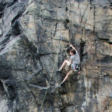 Local Climbers Call on Harpers Ferry National Historical Park to Restore Access