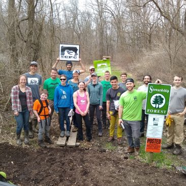 Governor Stable Adopt a Crag with South Central Pennsylvania Climbers (SCPC) – May 30, 2020