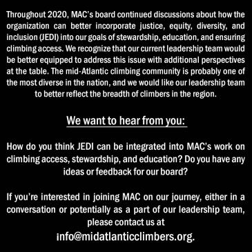 We want to hear from you: Incorporating justice, equity, diversity, and inclusion